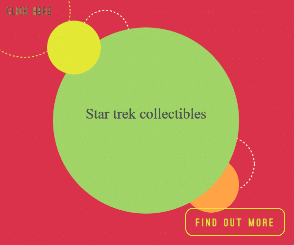 Star trek collectibles