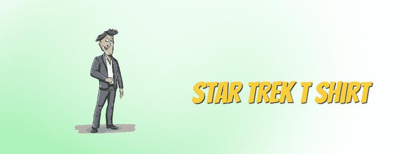 Star trek t shirt