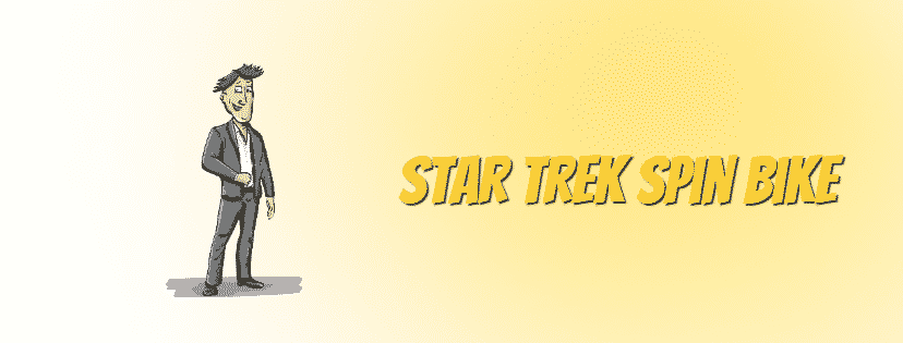 Star trek spin bike