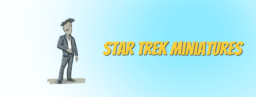 Star trek miniatures