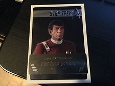 Star Trek 50th Anniversary Captains Captain Spock