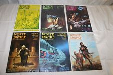 1978 - 1981 Lot of 6 Vintage White Dwarf Magazines ~ Great Condition