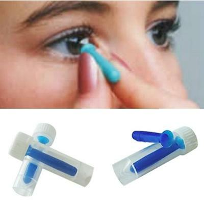 1 X Contact Lens Inserter For Color /Colored /Halloween Contact Lenses New -S
