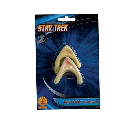 Classic Star Trek Spock Ears Rubies 8904