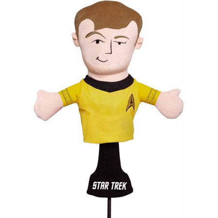 Creative Covers For Golf Star Trek Captain James T. Kirk Driver Headcover