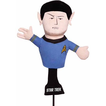 Creative Covers For Golf Star Trek Commander Spock Driver Headcover