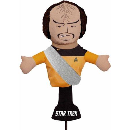 Creative Covers For Golf Star Trek Klingon Driver Headcover
