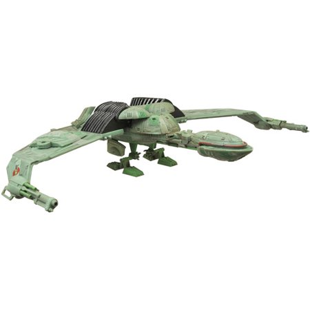 Diamond Select Toys Star Trek IV H.M.S. Bounty Klingon Bird Of Prey Ship