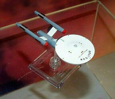 """GAMESCIENCE STAR TREK USS CONSTITUTION NCC-1700 3.5"""" MINIATURE (PLASTIC)"""