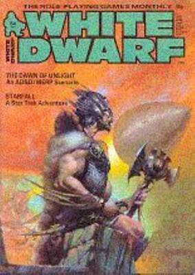 """GW White Dwarf #64 """"Star Trek Scenario, MERP Adventure"""" Mag VG+"""
