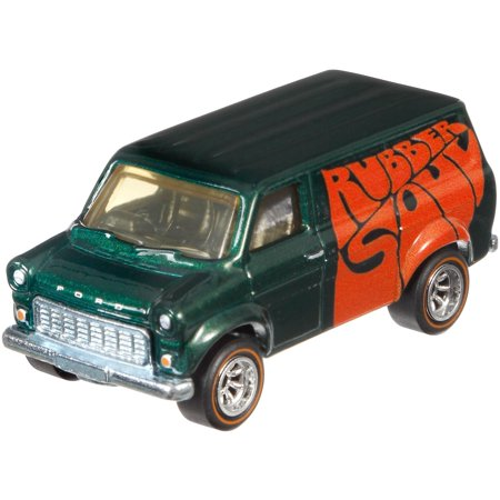 Hot Wheels Ford Transit Super Van