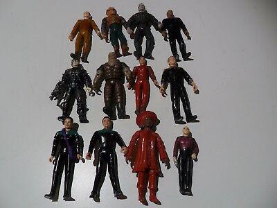 HUGE Lot of Star Trek Action Figures & Accessories