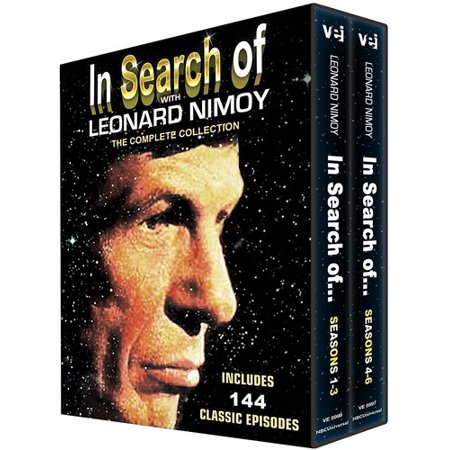 In Search Of. With Leonard Nimoy - The Complete Collection