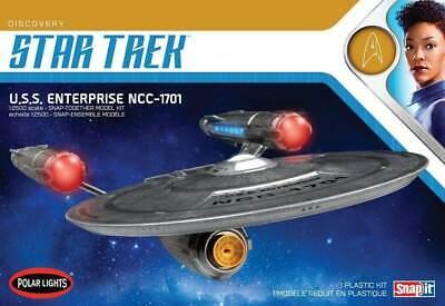 Polar Lights 1:2500 Star Trek Enterprise NX-01 Snap Model Kit PLL971