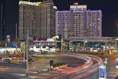 Polo Towers in Las Vegas 2 bedroom 2 bathroom Sept 1-8 September On The Strip