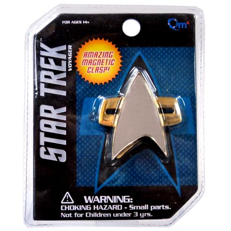 Quantum Mechanix Star Trek: Voyager Communicator Badge