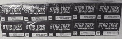 STAR TREK ATTACK WING MINIATURES: The Collective Tournament Booster Brick Sealed