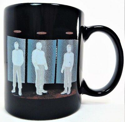 STAR TREK Celebrating 40 Years Beaming Up Coffee Mug 2006 CBS Free Priority Ship