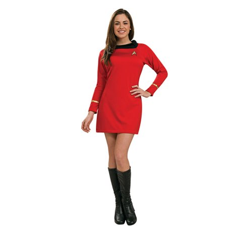 Star Trek Classic Red Adult Halloween Costume