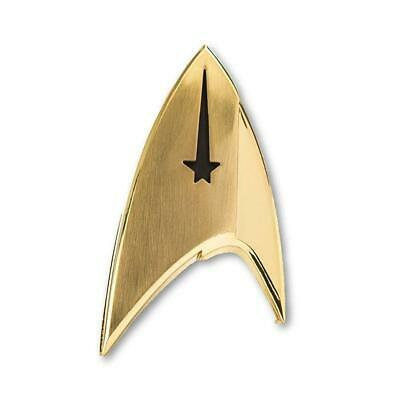 Star Trek: Discovery Magnetic Insignia Badge, Command