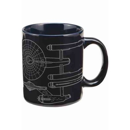 "Star Trek ""Enterprise"" 12 Oz. Mug"