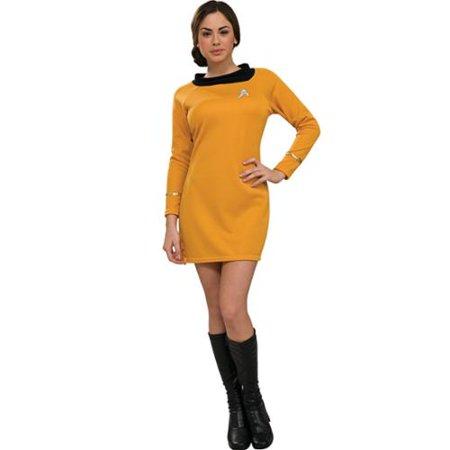 Star Trek The Movie Command Gold Dress