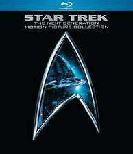 Star Trek The Next Generation Motion Picture Collection (Blu-ray) NEW Sealed