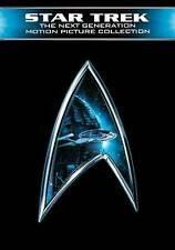 Star Trek: The Next Generation Motion Picture Collection (DVD, 5-Disc Set) NEW