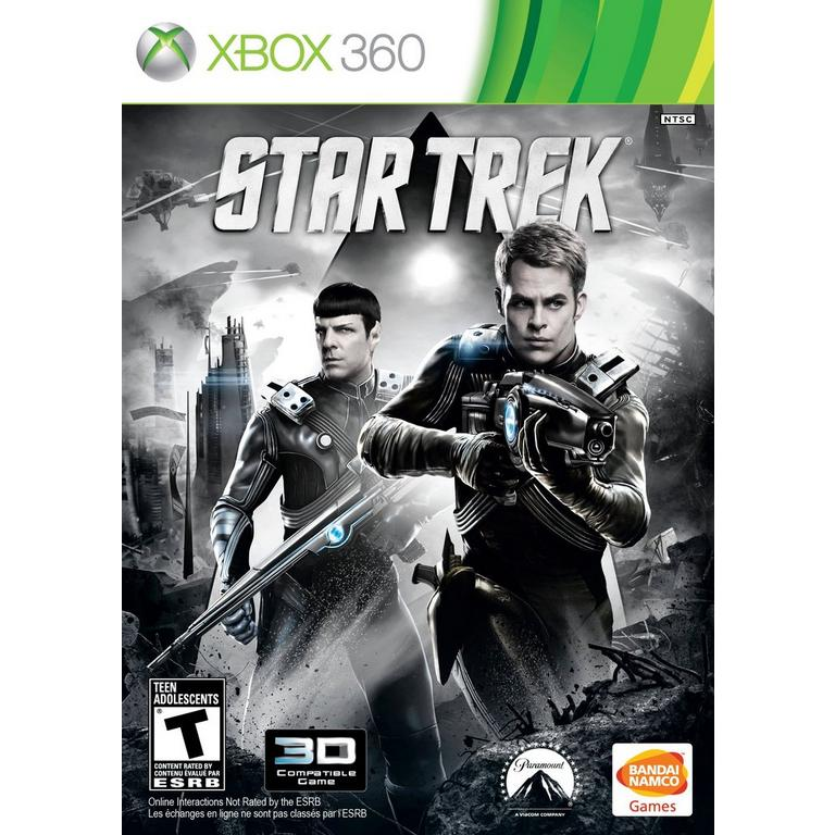 Bandai Namco Entertainment America Inc. Star Trek Xbox 360 Available At GameStop Now!
