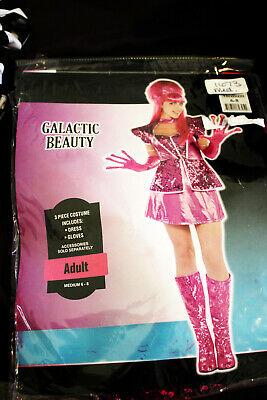 Galactic Beauty Star Trek Space Fashion Alien Martian Costume Sexy Halloween