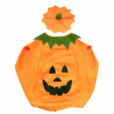 Pumpkin Halloween Dress Cosplay Fancy Adult Costume Outfits Party Favor