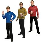 Star Trek Costumes Adult Starfleet Officer Shirt Halloween Fancy Dress
