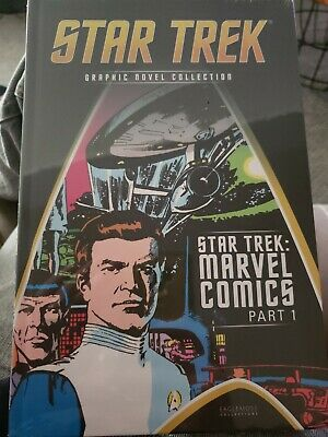 Star Trek Graphic Novel Collection Volume 13 Marvel Comics Part 1 (sealed)