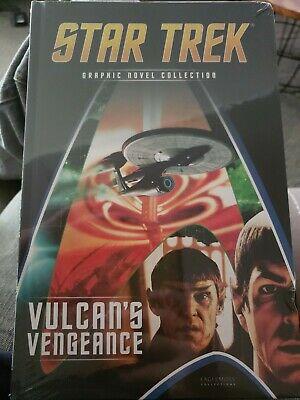 Star Trek Graphic Novel Collection Volume 14 Vulcan's Vengeance (sealed)