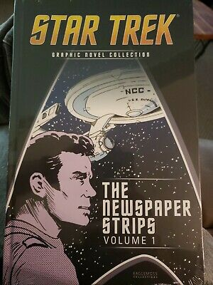 Star Trek Graphic Novel Collection Volume 15 The Newspaper Strips Vol 1 (sealed)