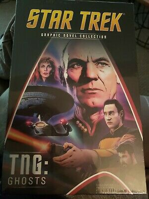 Star Trek Graphic Novel Collection Volume 16 TNG: Ghosts(sealed)