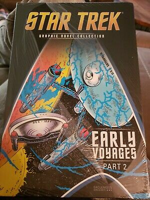 Star Trek Graphic Novel Collection Volume 18 Early Voyages Part 2 (sealed)