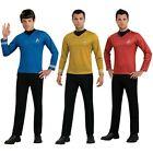 Starfleet Uniforms Adult Star Trek Costume Shirts Fancy Dress